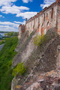 Medzhybizh cossack castle Royalty Free Stock Photography
