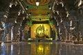 Meenakshi hindu temple in Madurai, Tamil Nadu Royalty Free Stock Photo