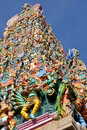 The Meenakshi Temple, India Stock Photos