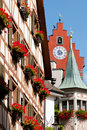 Meersburg Stock Photo
