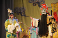 Meet-Beijing Opera: Farewell to my concubine Royalty Free Stock Photo