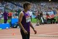MEETING AREVA, Paris IAAF Diamond League Royalty Free Stock Photo