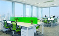 Meeting room big with modern decoration Stock Photography