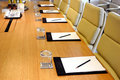 Meeting Room Closeup