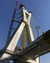 Mega Construction Stock Photo