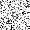Mega Doodle Design Elements Vector 2 Royalty Free Stock Photo