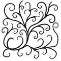 Mega Doodle Design Elements Vector Royalty Free Stock Photo