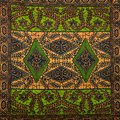 Mega Gorgeous seamless patchwork pattern from colorful Moroccan tiles, ornament Royalty Free Stock Photo