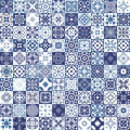 Mega Gorgeous seamless patchwork pattern from colorful Moroccan tiles, ornaments. Can be used for wallpaper, pattern fills, web pa Royalty Free Stock Photo