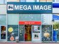 Mega Image supermarket