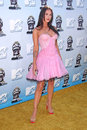 Megan fox at the mtv movie awards gibson amphitheatre universal city ca Royalty Free Stock Images