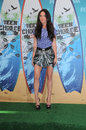 Megan fox at the teen choice awards press room gibson amphitheater universal city ca Royalty Free Stock Image