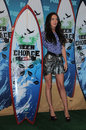 Megan fox at the teen choice awards press room gibson amphitheater universal city ca Stock Images