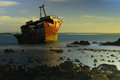 Meisho Maru Royalty Free Stock Photo
