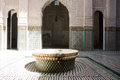 Meknes royal palace Royalty Free Stock Photo