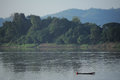 Mekong river. Royalty Free Stock Photography