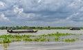 Mekong river cruise Royalty Free Stock Photo