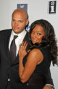 Melanie Brown, Stephen Belafonte,  Stock Photo