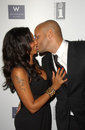 Melanie Brown, Stephen Belafonte Royalty Free Stock Image