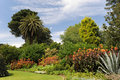 Melbourne Botanical Garden Stock Image