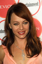 Melinda clarke at the entertainment weekly magazine s th annual pre emmy party republic los angeles ca Stock Image