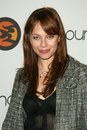 Melinda clarke at the launch party for burnlounge cabana club hollywood ca Stock Images