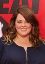 Melissa mccarthy comedic actress arrives on the red carpet in new york city at the ziegfeld theatre for the ny premiere of the Stock Photography
