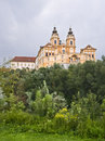 Melk Abbey Royalty Free Stock Image