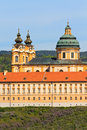 Melk - Famous Baroque Abbey (Stift Melk) Royalty Free Stock Photography