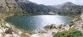 Melo lake the lac de in corsica france Stock Photos