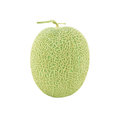 Melon fruit upright fruity green Royalty Free Stock Image