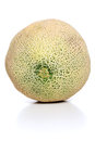 Melon on white background close up Stock Photography