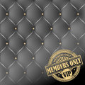 Members Only, VIP theme