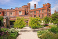 Memorial Garden by Historic Eton College Stock Photos