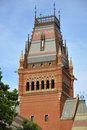 Memorial Hall, Harvard University, Cambridge, MA Stock Photo
