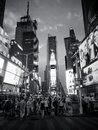 Times Square, New York City Royalty Free Stock Photo