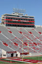 Memorial Stadium Indiana University Bloomington Stock Image