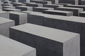Memorial to the Murdered Jews of Europe, Royalty Free Stock Photography