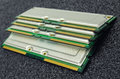 Memory modules Royalty Free Stock Photo