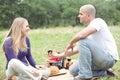 Men make wedding proposal