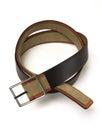 Men's Brown Belt Stock Photos