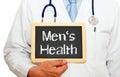 Men's health Royalty Free Stock Photo