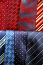 Men's necktie Royalty Free Stock Images