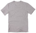 Men's T-shirt Isolated On Whit...