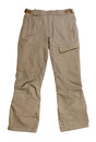 Men's trousers Royalty Free Stock Photo