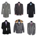 Men's wear Royalty Free Stock Images