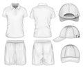 Men sport clothes