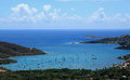 Mennebeck bay in st john u s virgin islands Stock Photo
