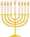 Menorah Stock Image