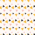 Menphis Triangle Solid Pattern Design